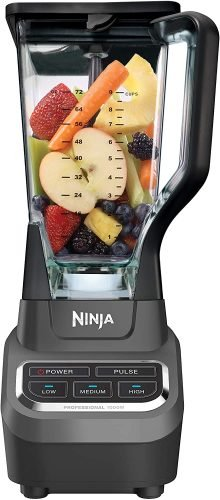 Ninja BL610 Professional 72 Oz Countertop Blender