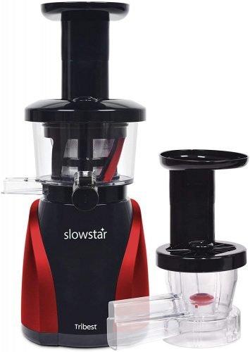 Tribest SW-2000 Slowstar, Vertical Slow Juicer